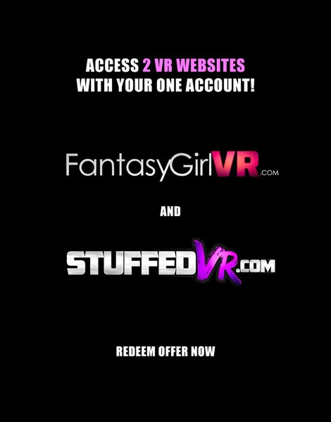 2 VR websites with your one account. Access Now!